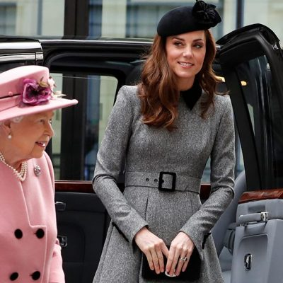 Kate Middleton and Queen Elizabeth II have first-ever solo outing in London – Fox News