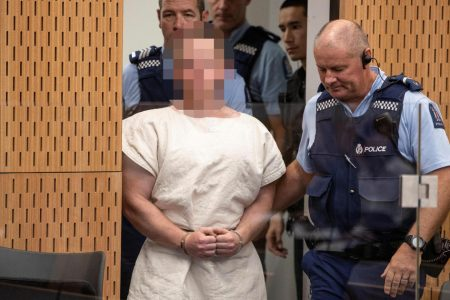 New Zealand shooting: Suspected mosque shooter Brenton Tarrant appears in New Zealand courtroom today – CBS News