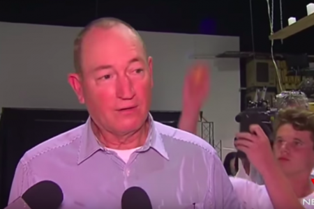 """Egg Boy"": Teen eggs Australian Senator Fraser Anning who blamed Muslims for Christchurch massacre – CBS News"