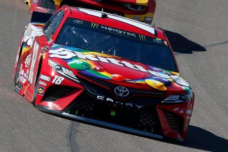 NASCAR Cup win completes Kyle Busch's Phoenix weekend sweep – Fox News