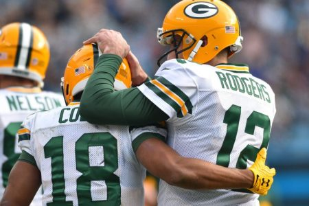Aaron Rodgers reacts to Packers losing WR Randall Cobb – Packers Wire
