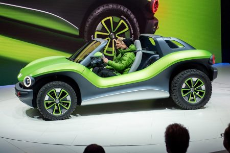 The VW dune buggy is back for an electric future – Fox News